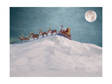 Santa Claus! Photographic Print by Nancy Tillman