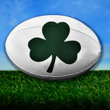 Ireland Rugby Photographic Print by  koufax73