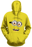 Hoodie: Despicable Me 2 - Minion Pull Over T-shirts