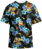 Despicable Me 2 - Minion Tropical T-Shirt