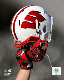 University of Wisconsin Badgers Helmet Spotlight Photo