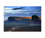 Monument Valley Photographic Print by Keith Skelton