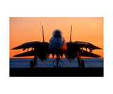 F-14 Tomcat Photographic Print by Keith Skelton