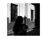 Mexican Shadow Photographic Print by Keith Skelton
