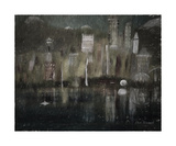 Seattle abstract C Photographic Print by Dick Bourgault