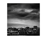 Houses In Yamato, Kanagawa Prefecture, Japan Photographic Print by Francesco Libassi