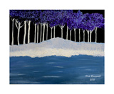 LINGERING WINTER Photographic Print by Dick Bourgault