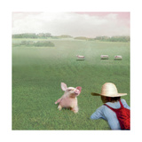 If You Were A Pig Photographic Print by Nancy Tillman