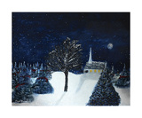 The Night Before Christmas Photographic Print by Dick Bourgault