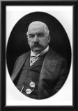 J. Pierpont Morgan (Portrait) Art Poster Print Posters
