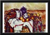 Paul Cezanne (Still Life) Art Poster Print Posters