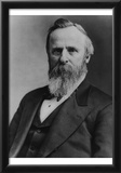 President Rutherford B. Hayes (Portrait) Art Poster Print Print