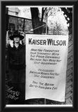 Suffragette Banner (Kaiser Wilson) Art Poster Print Posters