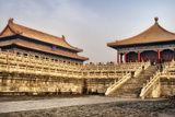 Forbidden City Photographic Print by HO Soo Khim