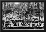 Anti-War Demonstration San Francisco 1969 Archival Photo Poster Prints