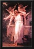 William Adolphe Bouguereau (L'Innocence) Art Poster Print Prints