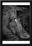 """Gustave Doré (Illustration to Perrault """"fairytale"""") Art Poster Print Posters"""