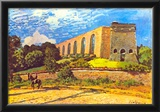 Alfred Sisley Aqueduct in Port Marly Art Print Poster Posters
