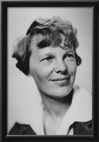 Amelia Earhart Archival Photo Poster Print Photo