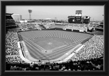 Angel Stadium Anaheim Archival Photo Sports Poster Prints