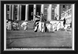 Florence F. Noyes (As Liberty in Suffrage Pageant) Art Poster Print Prints
