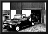 Ford F100 Pick-up Archival Photo Poster Posters