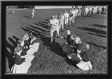 Little League Football 1958 Archival Photo Poster Poster