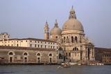 Santa Maria Della Salute, Venice, Italy Photographic Print by James Gritz