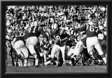 Johnny Unitas In Action Archival Photo Sports Poster Print Poster