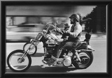 King's Kids Motorcycle Club 1979 Archival Photo Poster Print