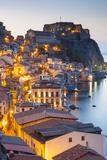 Castello Ruffo, Scilla, Calabria, Italy Photographic Print by Peter Adams