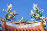 Sek Tek Tong Cheah Kongsi Temple, Georgetown Photographic Print by Laurie Noble