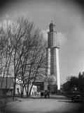 Military Tower Photographic Print by  Sasha