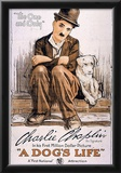 A Dog's Life Movie Charlie Chaplin Poster Print Prints