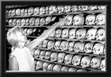 Skulls in Crypt 1971 Archival Photo Poster Prints