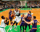 Phoenix Suns Vs Boston Celtics Photo by Brian Babineau