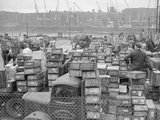 Billingsgate Photographic Print by Evening Standard