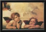 Raphael (Little Angels) Art Poster Print Prints