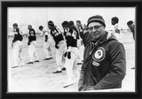 Vince Lombardi on Field Archival Photo Sports Poster Print Print