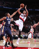New Orleans Pelicans v Portland Trail Blazers Photo af Sam Forencich