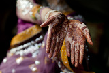Tradition of Mehndi / Henna Photographic Print by Sara Farid