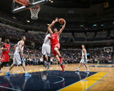 Houston Rockets v Memphis Grizzlie Photo by Joe Murphy