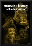 Arthur Ashe Success Quote iNspire Poster Posters