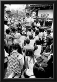 Arthur Ashe with Children Archival Photo Poster Poster