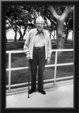 99 Year Old Man 1979 Archival Photo Poster Photo