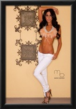 Brianna Martinez Standing Photograph Poster Print by Mario Brown Posters