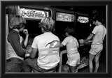 Video Arcade in Florida Archival Photo Poster Photo