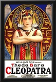 Cleopatra Movie Theda Bara Poster Print Prints