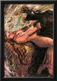 Lovis Corinth Joseph and Potiphar's Wife Art Print Poster Prints