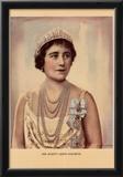 Her Majesty Queen Elizabeth (Queen Mum) Art Print Poster Photo